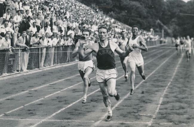 Once Crippled, Ran The Fastest Mile - A True Story