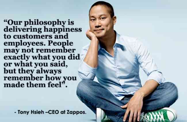 Are You Zappos Of Your Industry?